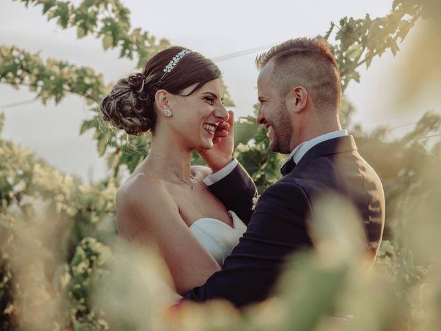 Il matrimonio di Benedetta e Francesco a Pescara, Pescara 129