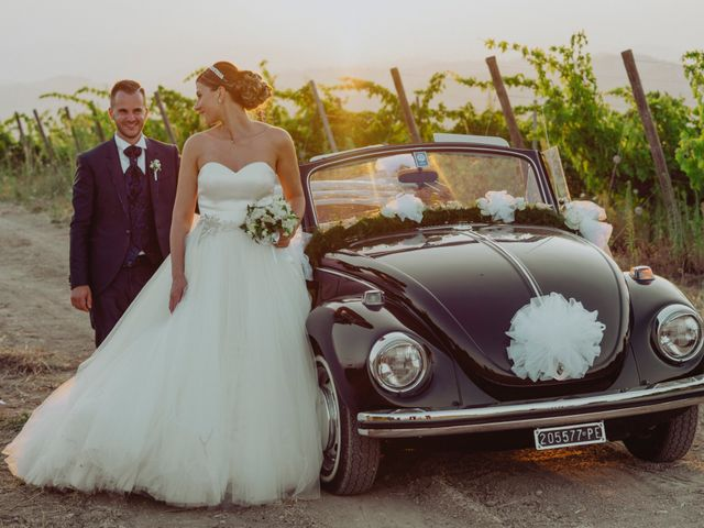Il matrimonio di Benedetta e Francesco a Pescara, Pescara 131
