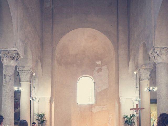Il matrimonio di Marco e Liana a Capaccio Paestum, Salerno 17