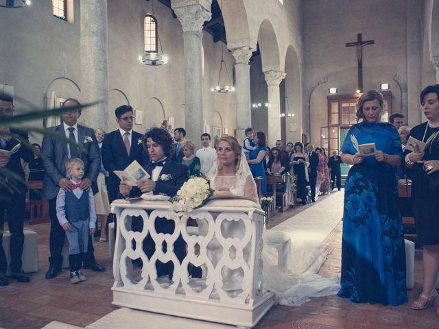 Il matrimonio di Marco e Liana a Capaccio Paestum, Salerno 18