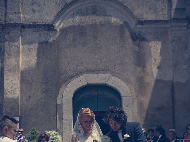 Il matrimonio di Marco e Liana a Capaccio Paestum, Salerno 19