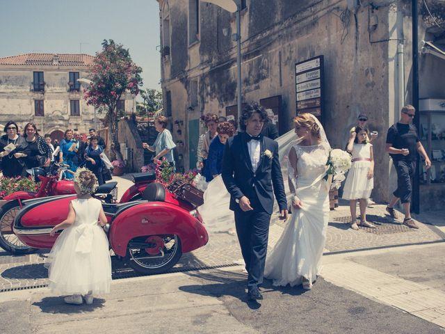 Il matrimonio di Marco e Liana a Capaccio Paestum, Salerno 20
