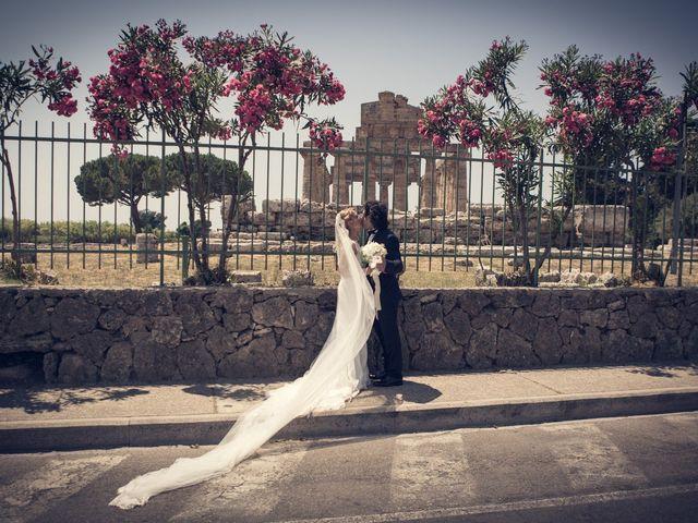 Il matrimonio di Marco e Liana a Capaccio Paestum, Salerno 21