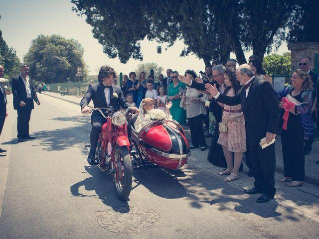 Il matrimonio di Marco e Liana a Capaccio Paestum, Salerno 22
