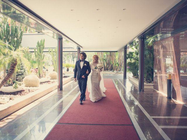 Il matrimonio di Marco e Liana a Capaccio Paestum, Salerno 24