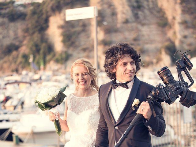 Il matrimonio di Marco e Liana a Capaccio Paestum, Salerno 30