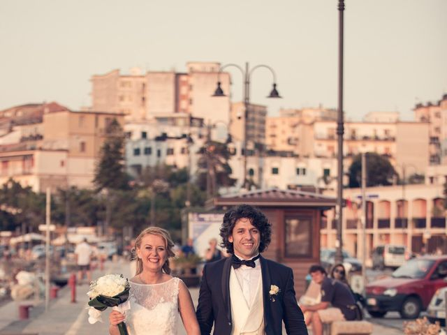 Il matrimonio di Marco e Liana a Capaccio Paestum, Salerno 31