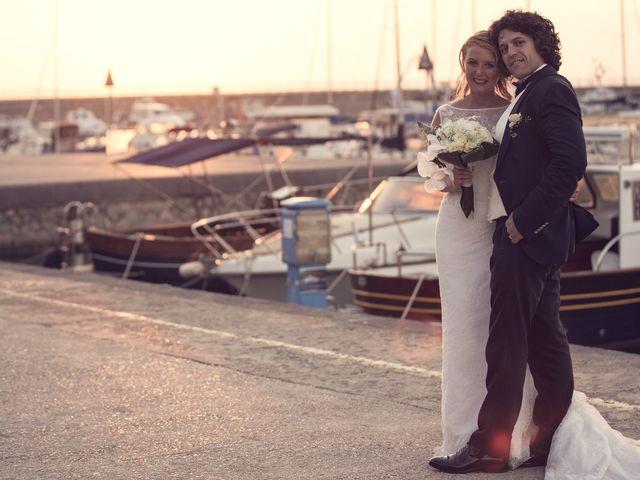 Il matrimonio di Marco e Liana a Capaccio Paestum, Salerno 32
