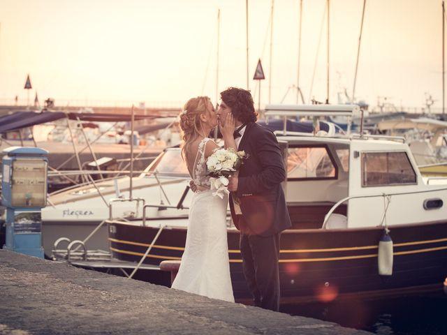 Il matrimonio di Marco e Liana a Capaccio Paestum, Salerno 33