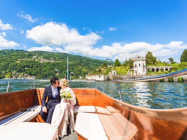 Il matrimonio di Lucia e Emanuele a Stresa, Verbania 1