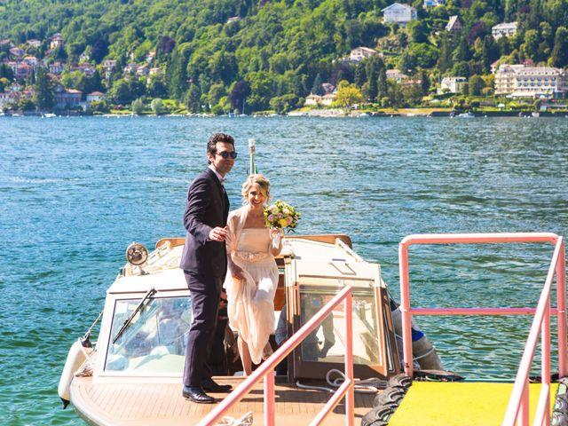 Il matrimonio di Lucia e Emanuele a Stresa, Verbania 13