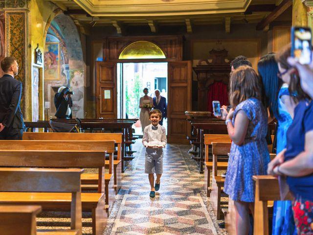 Il matrimonio di Lucia e Emanuele a Stresa, Verbania 16