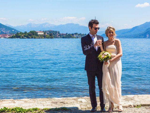 Il matrimonio di Lucia e Emanuele a Stresa, Verbania 26