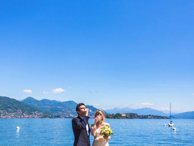 Il matrimonio di Lucia e Emanuele a Stresa, Verbania 27