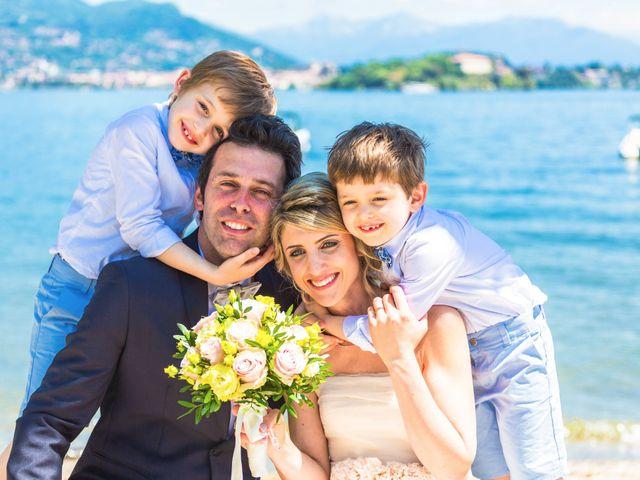 Il matrimonio di Lucia e Emanuele a Stresa, Verbania 29