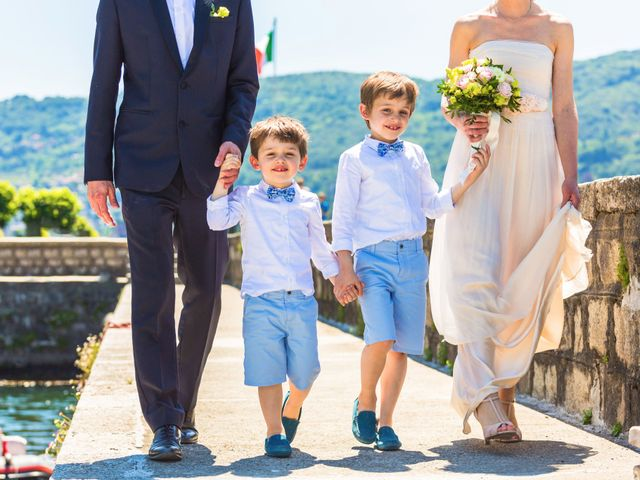 Il matrimonio di Lucia e Emanuele a Stresa, Verbania 30