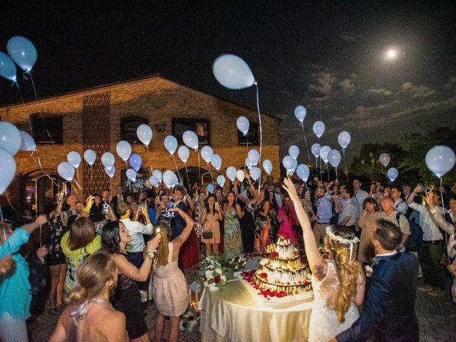Il matrimonio di Luca e Lucia a Rimini, Rimini 21