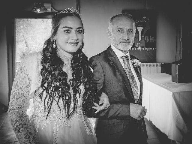 Il matrimonio di Angel Luis e Shayne a Soriso, Novara 1
