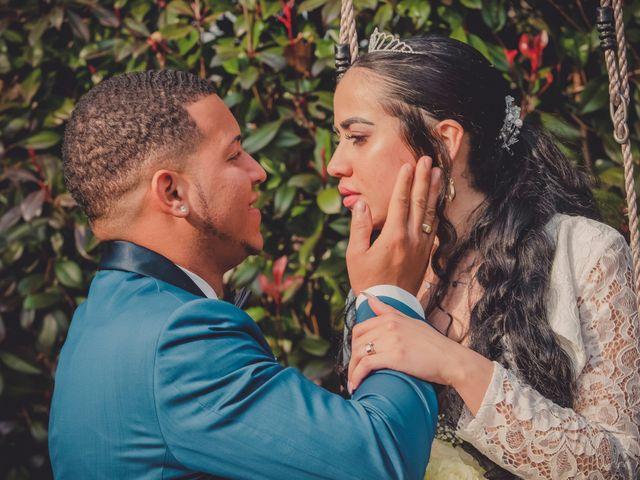 Il matrimonio di Angel Luis e Shayne a Soriso, Novara 4