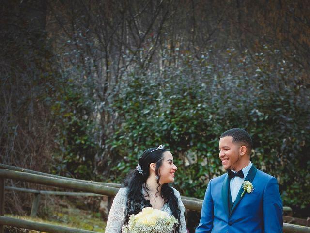 Il matrimonio di Angel Luis e Shayne a Soriso, Novara 5