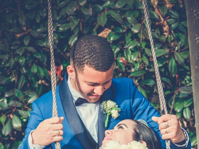 Il matrimonio di Angel Luis e Shayne a Soriso, Novara 6