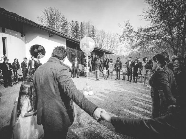 Il matrimonio di Angel Luis e Shayne a Soriso, Novara 9