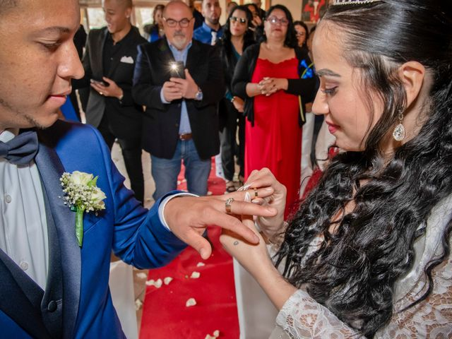 Il matrimonio di Angel Luis e Shayne a Soriso, Novara 10