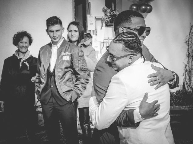 Il matrimonio di Angel Luis e Shayne a Soriso, Novara 19