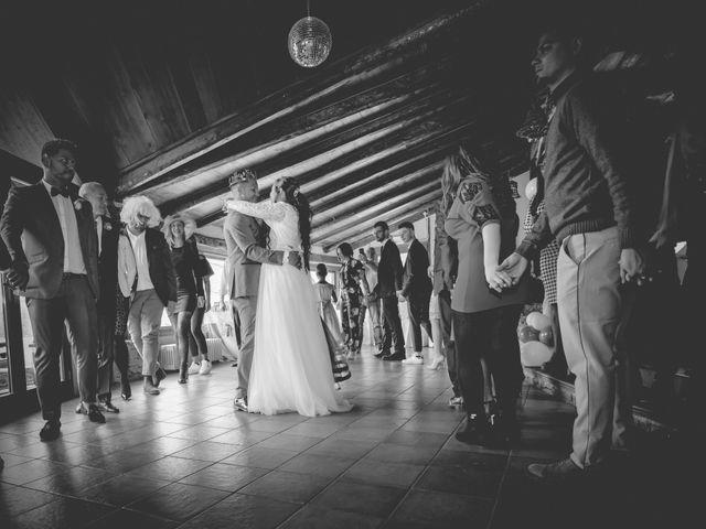 Il matrimonio di Angel Luis e Shayne a Soriso, Novara 27