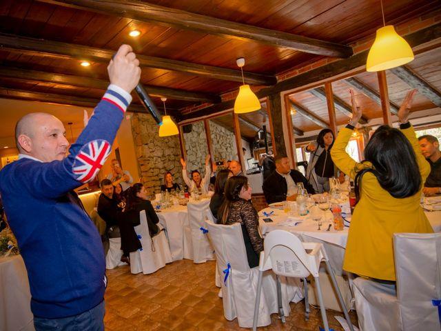 Il matrimonio di Angel Luis e Shayne a Soriso, Novara 29