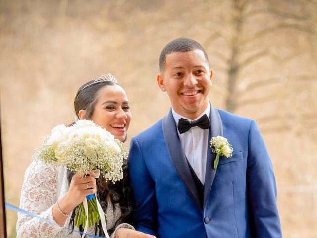 Il matrimonio di Angel Luis e Shayne a Soriso, Novara 31