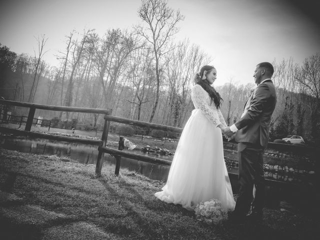 Il matrimonio di Angel Luis e Shayne a Soriso, Novara 40