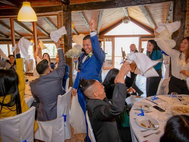 Il matrimonio di Angel Luis e Shayne a Soriso, Novara 42