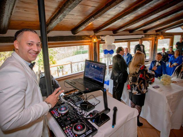 Il matrimonio di Angel Luis e Shayne a Soriso, Novara 44