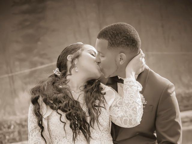Il matrimonio di Angel Luis e Shayne a Soriso, Novara 46