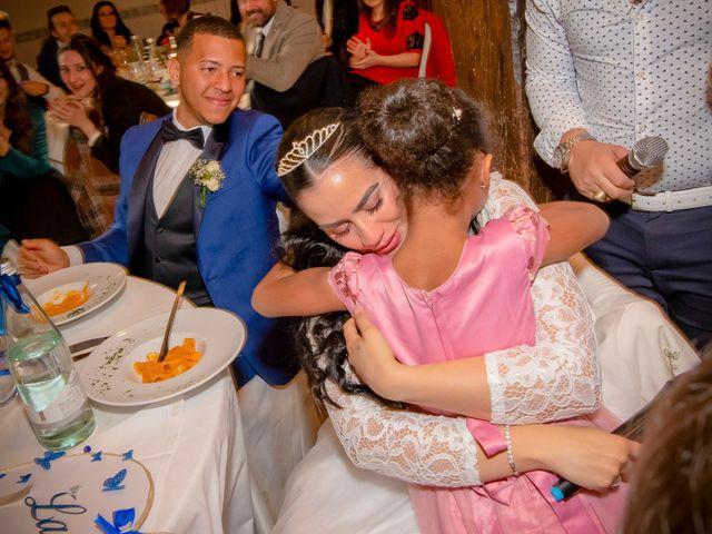 Il matrimonio di Angel Luis e Shayne a Soriso, Novara 58
