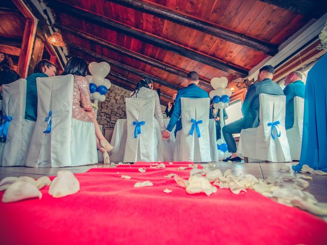 Il matrimonio di Angel Luis e Shayne a Soriso, Novara 59