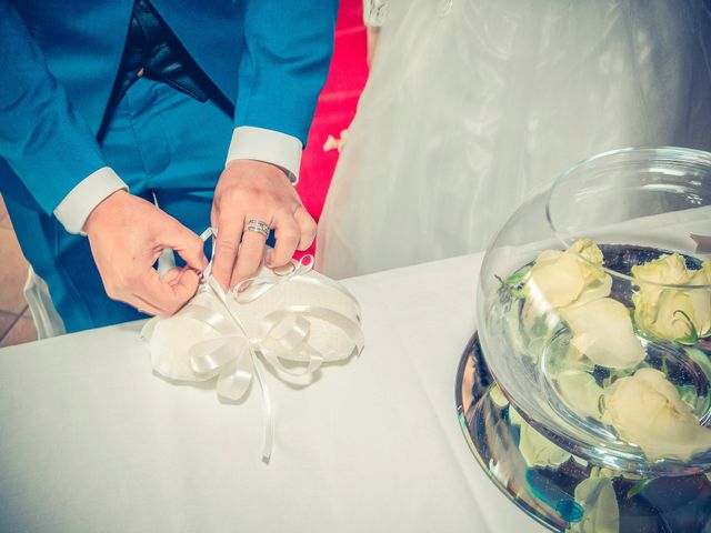 Il matrimonio di Angel Luis e Shayne a Soriso, Novara 62