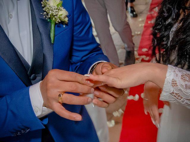 Il matrimonio di Angel Luis e Shayne a Soriso, Novara 63
