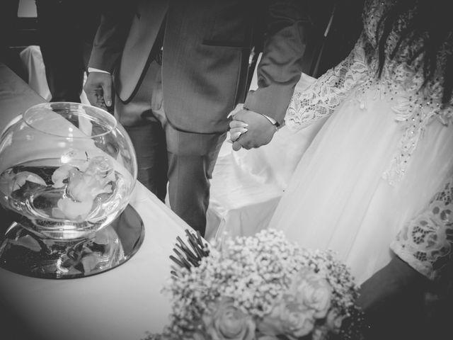 Il matrimonio di Angel Luis e Shayne a Soriso, Novara 67