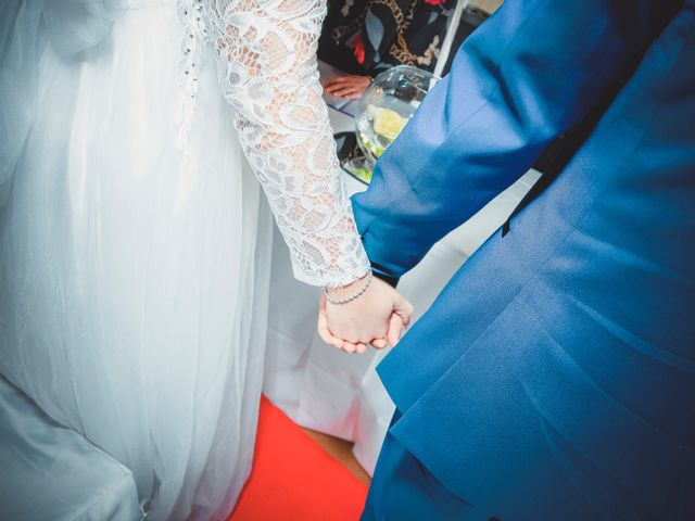Il matrimonio di Angel Luis e Shayne a Soriso, Novara 69