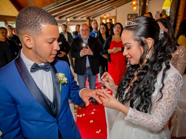 Il matrimonio di Angel Luis e Shayne a Soriso, Novara 77