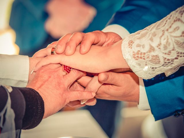Il matrimonio di Angel Luis e Shayne a Soriso, Novara 78