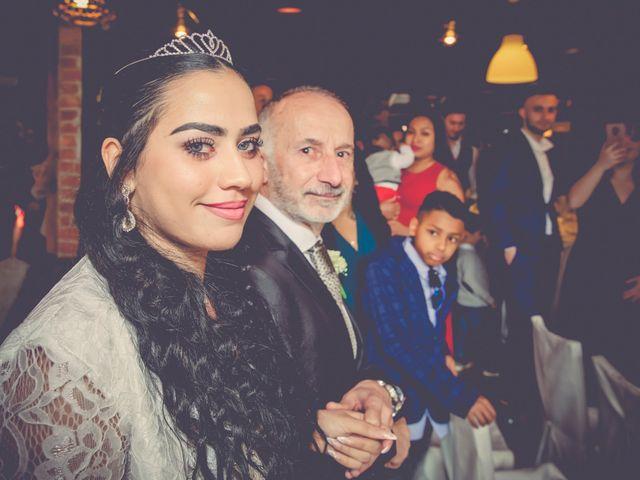 Il matrimonio di Angel Luis e Shayne a Soriso, Novara 80