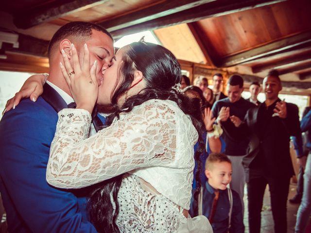 Il matrimonio di Angel Luis e Shayne a Soriso, Novara 83