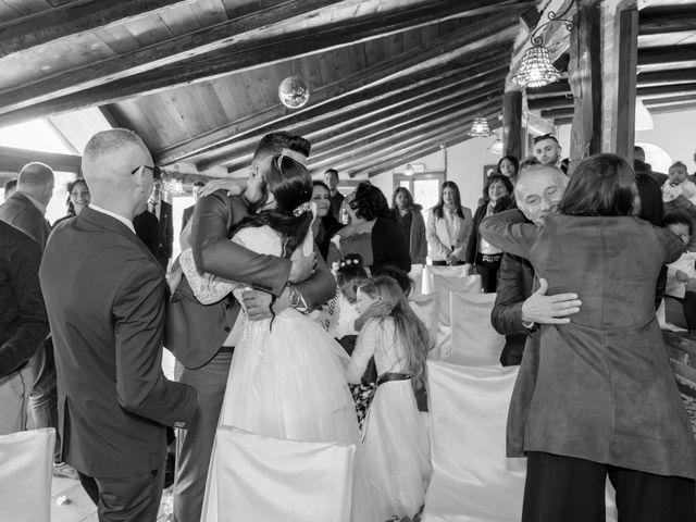 Il matrimonio di Angel Luis e Shayne a Soriso, Novara 84