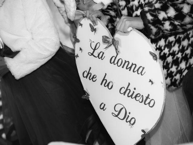Il matrimonio di Angel Luis e Shayne a Soriso, Novara 87