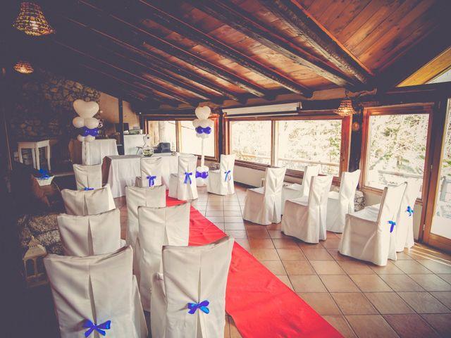Il matrimonio di Angel Luis e Shayne a Soriso, Novara 89