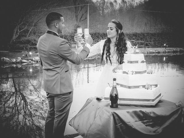 Il matrimonio di Angel Luis e Shayne a Soriso, Novara 107