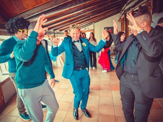 Il matrimonio di Angel Luis e Shayne a Soriso, Novara 111